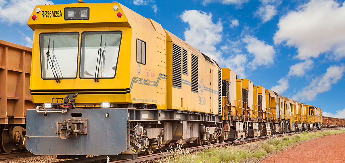 SPENO RAIL MAINTENANCE AUSTRALIA Pty. Ltd